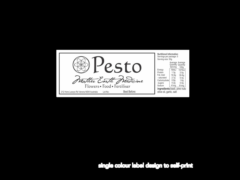 Logo and label design