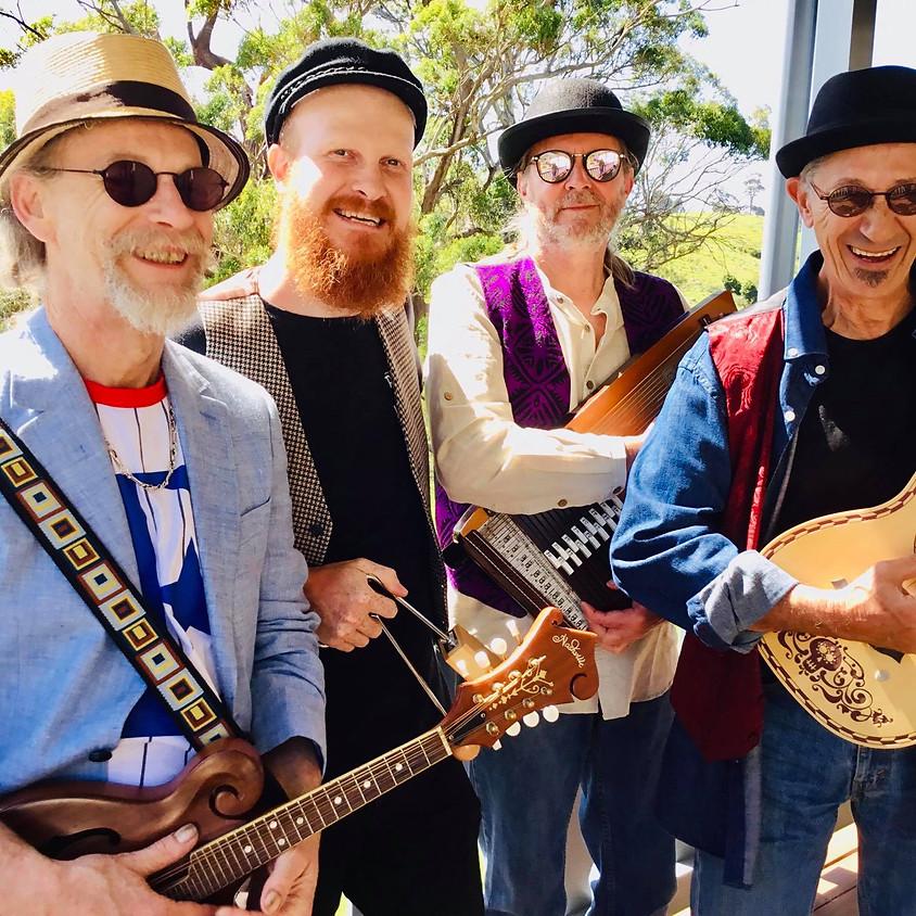 Captain Ablit and the Bluetrash Band