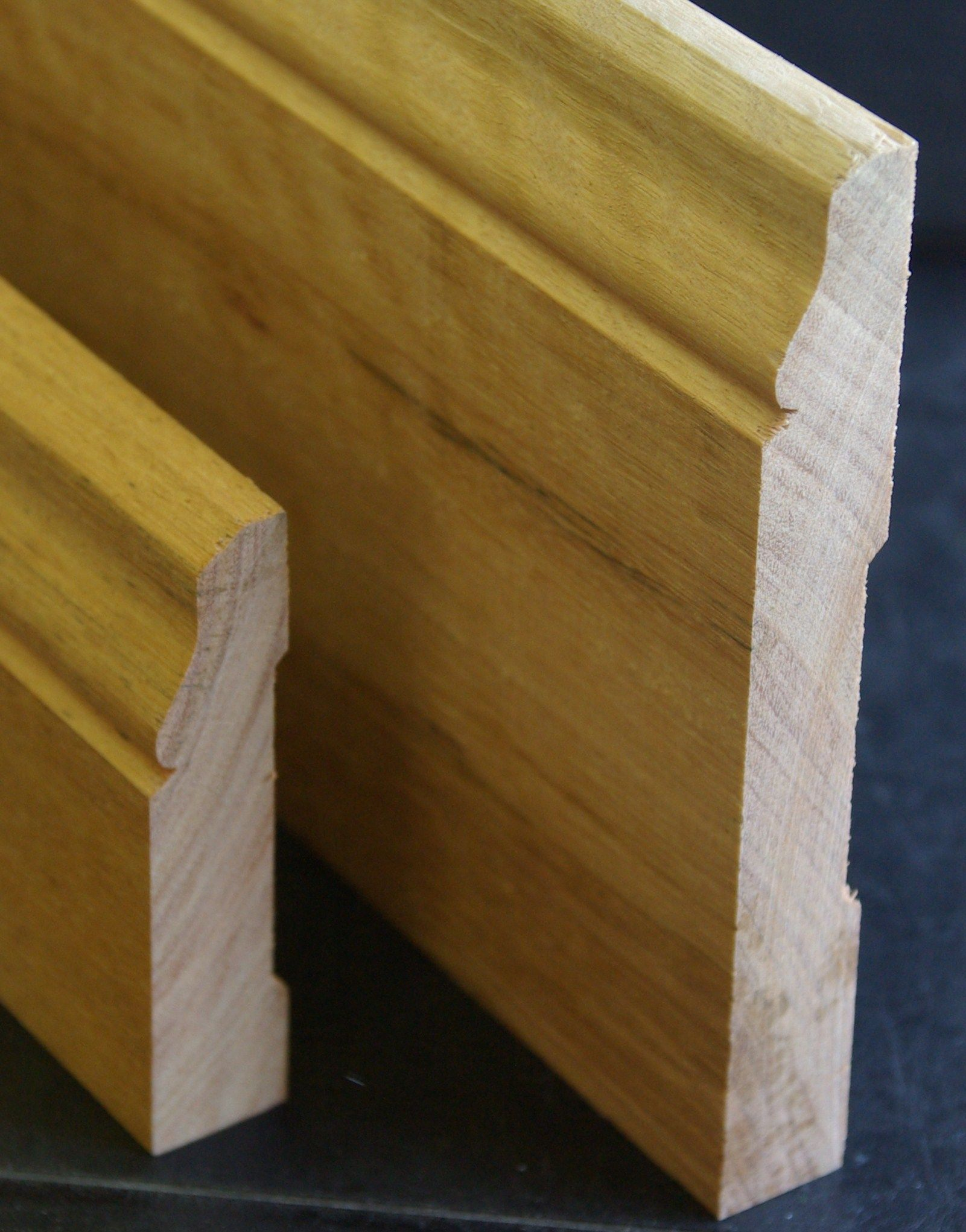 Skirtings, architraves & trim