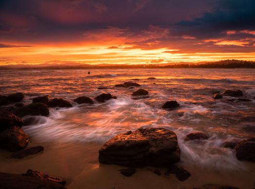 Sunset splendour