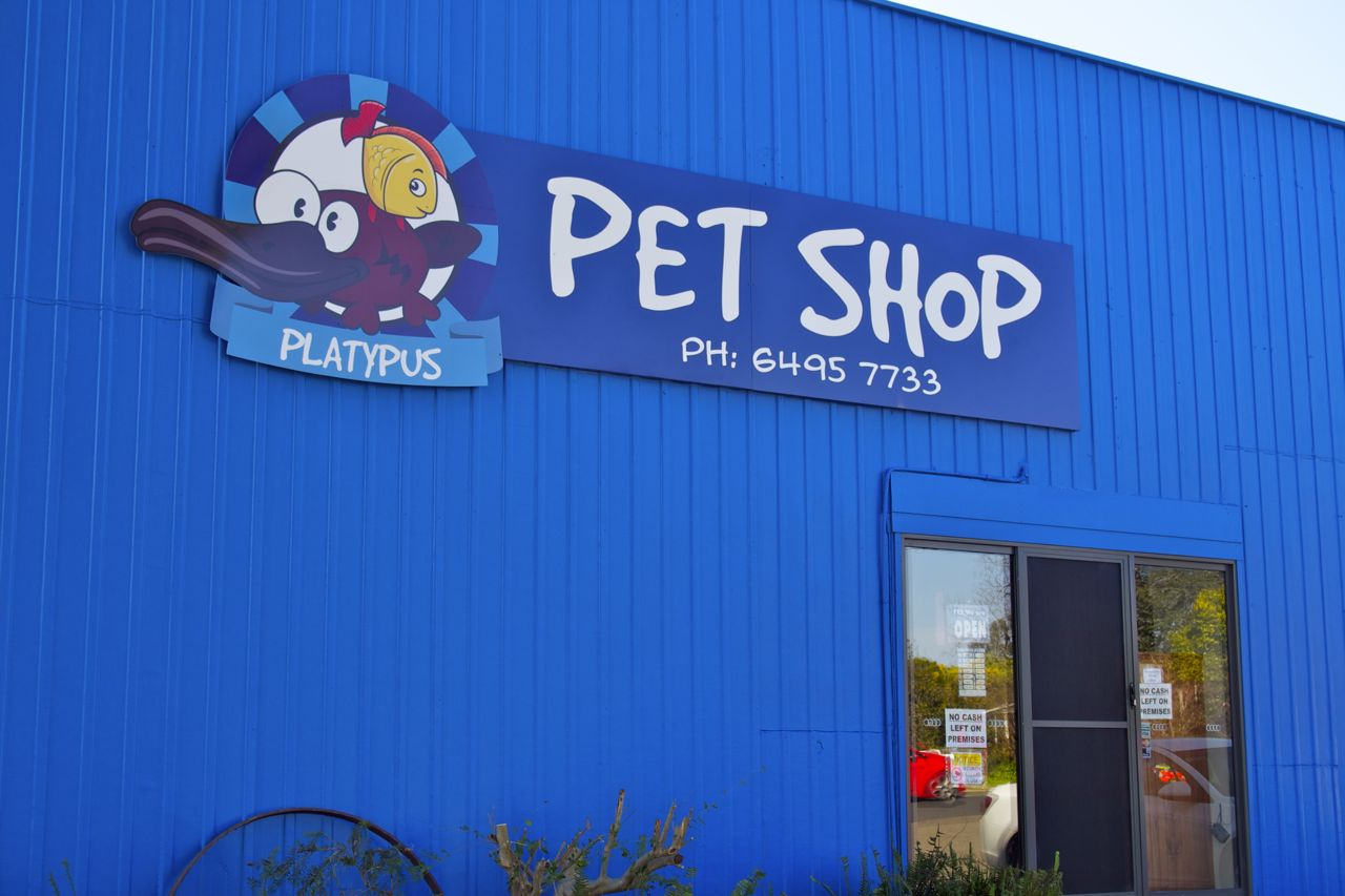 Platypus Pet Shop