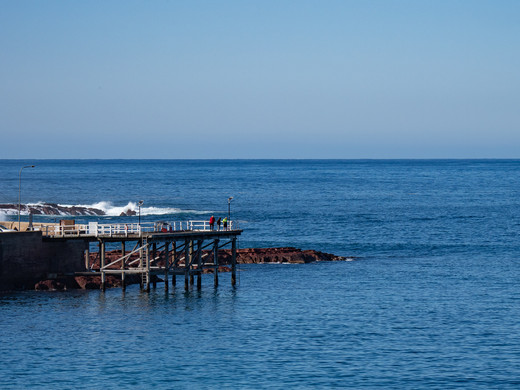 Merimbula Wharf