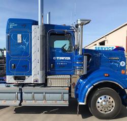 C&T Dwyer Truck