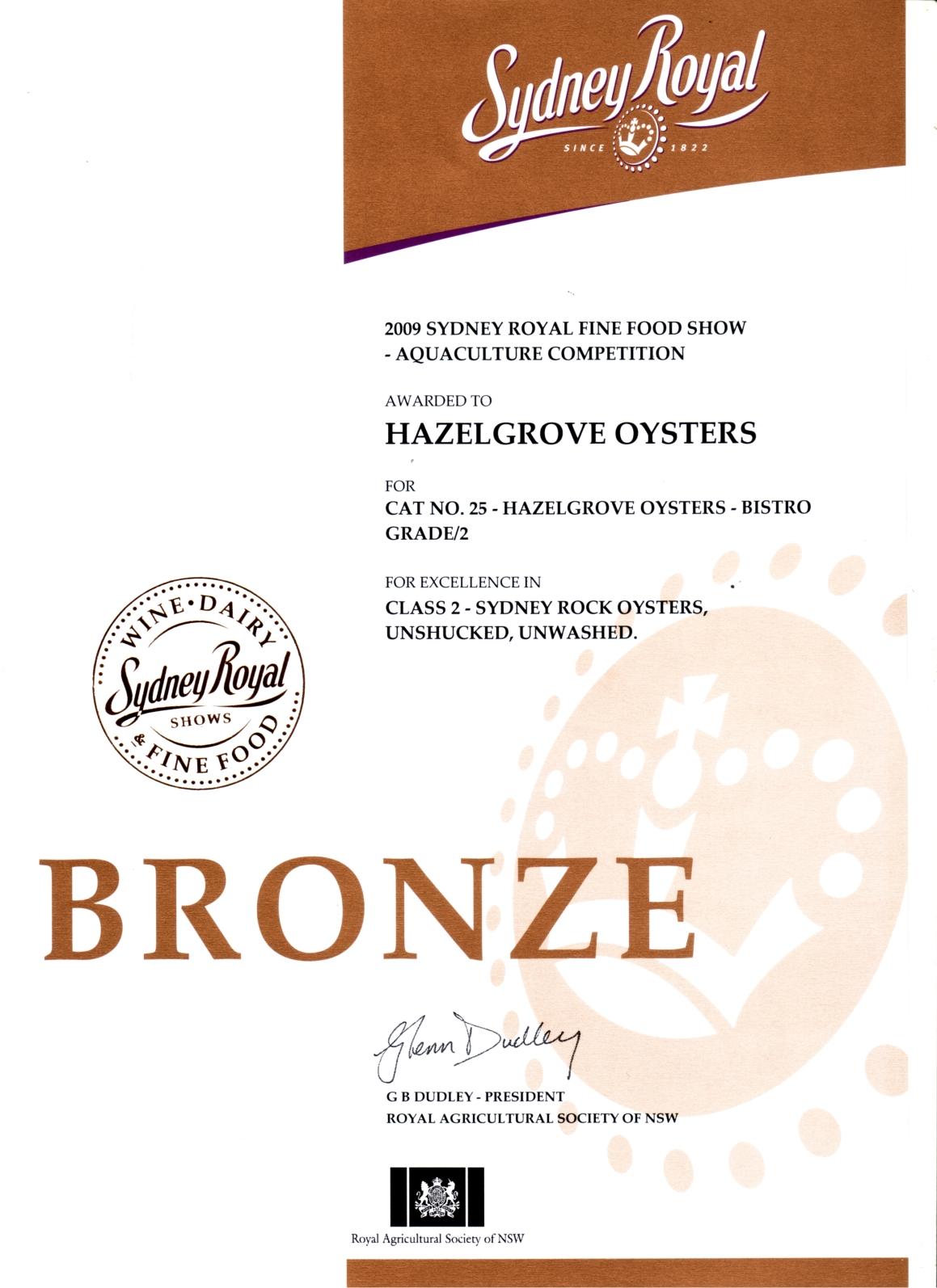 Bronze+2009