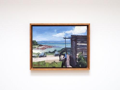 'Bar Beach View'