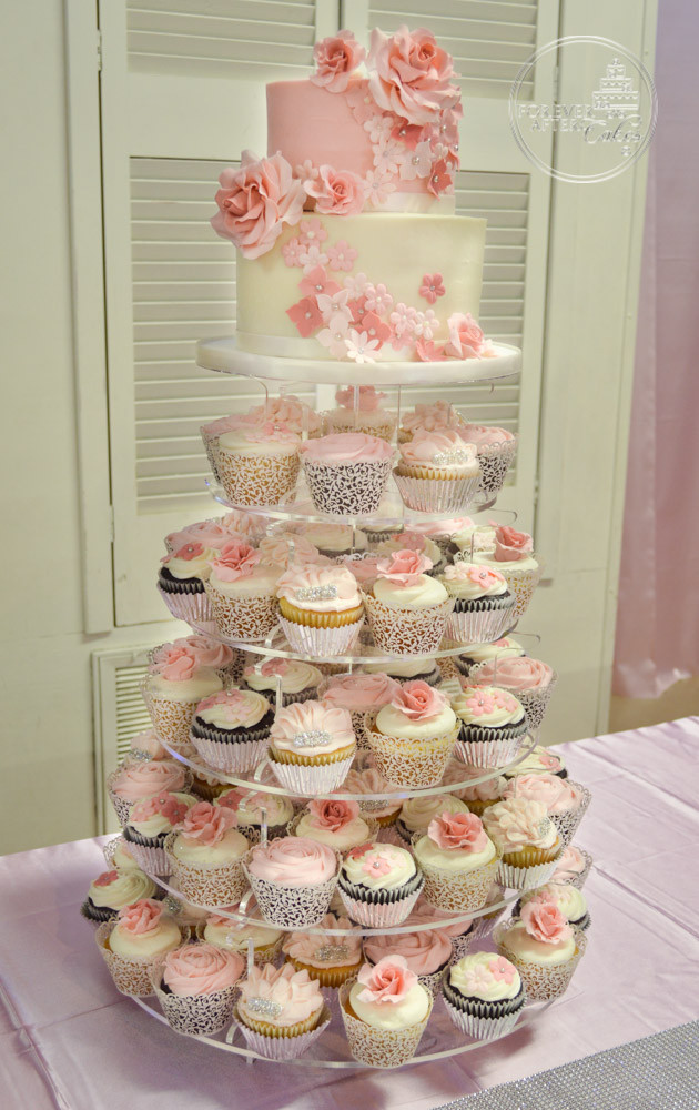 Forever After Cakes | Wedding Cupcakes