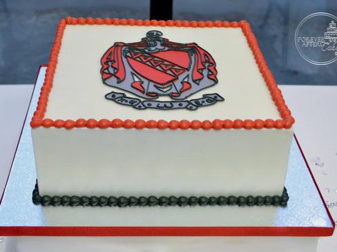 Sorority Groom's Cake