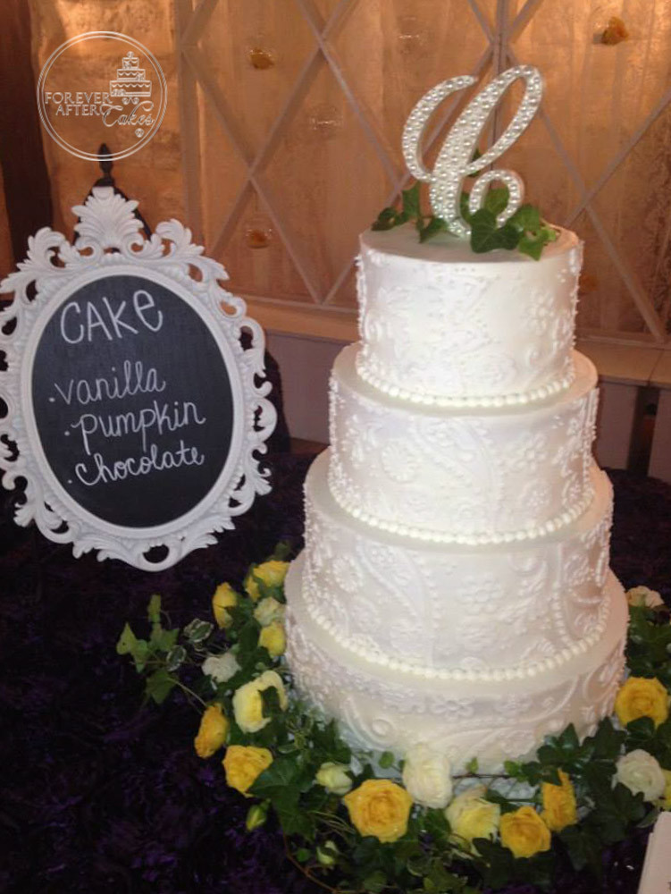 Forever After Cakes Rustic Shabby Chic And Vintage Wedding Cakes