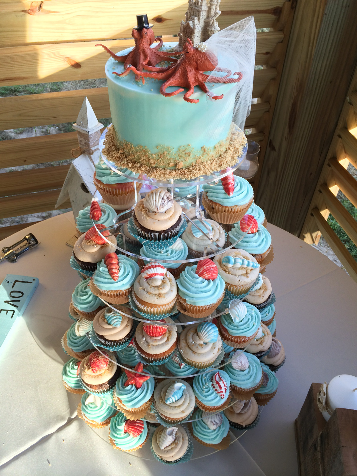 forever after cakes beach wedding cakes in the lake