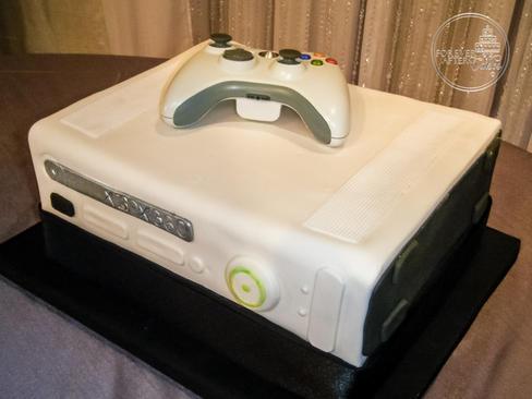 Xbox Groom's Cake