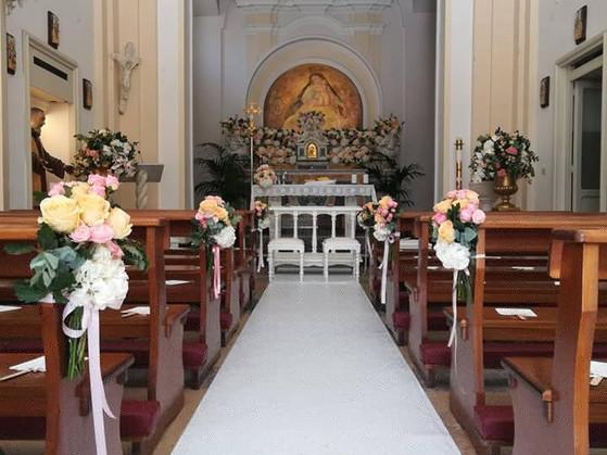 Matrimonio sulle colline Napoletane