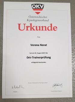 ÖKV Trainer