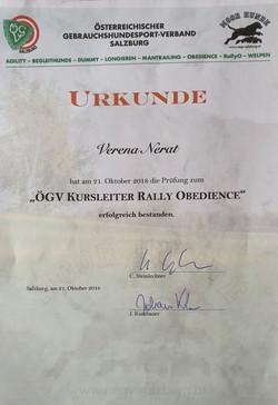 ÖGV Kursleiter RallyO