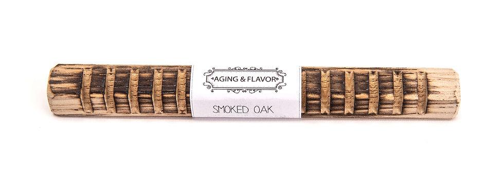 Aging Smoked Oak