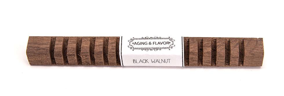 Aging Black Walnut
