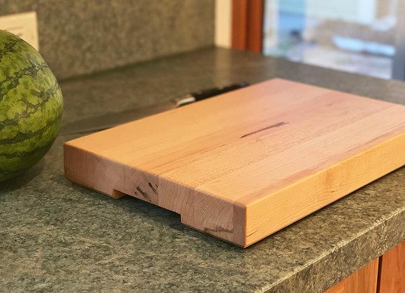 Maple Cutting Board | Pocket Handle