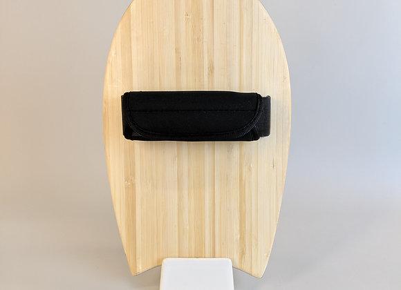 Kuahiwi Handplane | Bamboo + Dyed Birch Middle