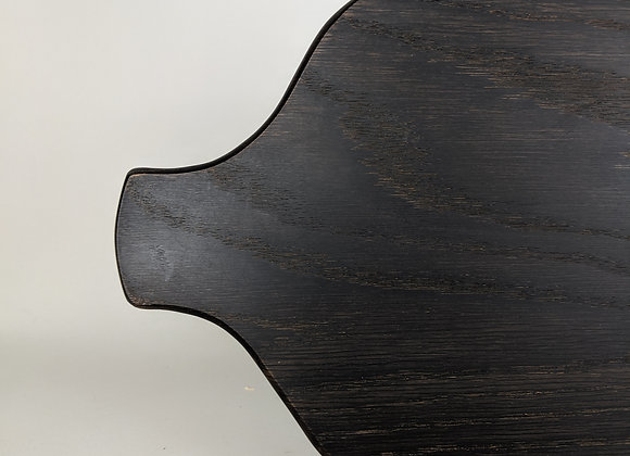 Ebonized Red Oak Serving Board