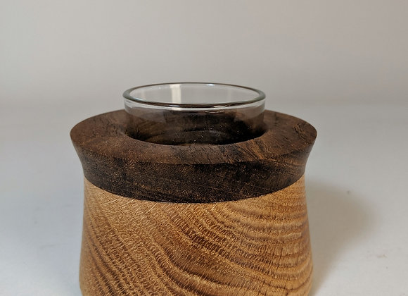 Honey Pot | Oak + Teak