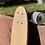 Thumbnail: Complete Mini Cruiser Skateboard | Maple & Birch with Macadamia Wood