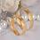 Thumbnail: Par de Alianças de Casamento em Ouro 18K Tradicional