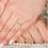 Thumbnail: Par de Alianças de Casamento Ouro 18K 3 mm
