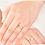 Thumbnail: Par de Alianças Trabalhada de Casamento em Ouro 18K Rosé