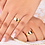 Thumbnail: Par de Alianças de Casamento em Ouro 14K Tradicional 7 mm