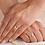 Thumbnail: Par de Alianças de Casamento em Ouro 18K Tradicional 4,5 mm