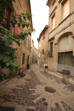 old villages.
