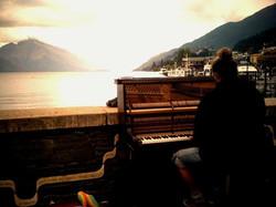 Queenstown sunset - Mathias Piano Ma