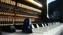The piano's guardian