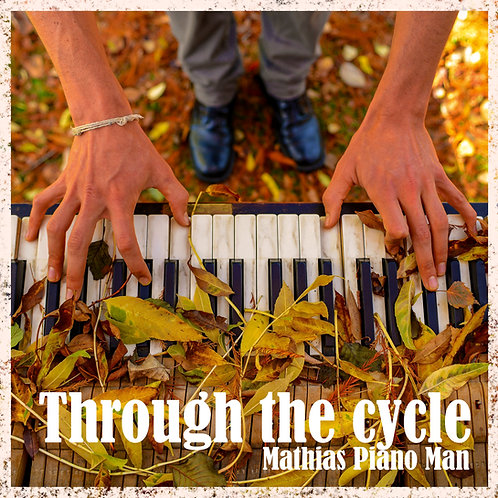 Through The Cycle - Physical CD