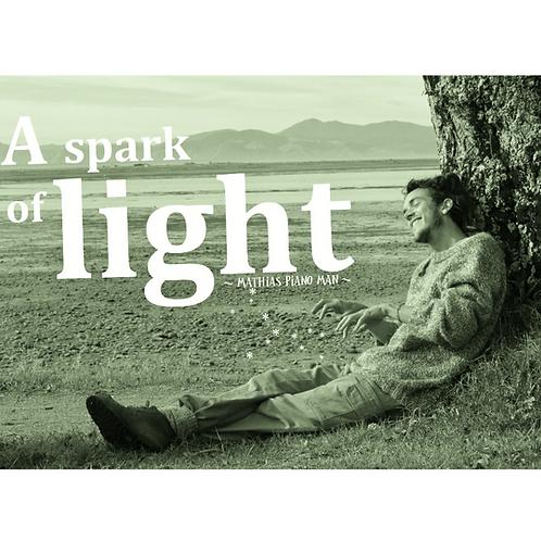A Spark Of Light - Physical CD