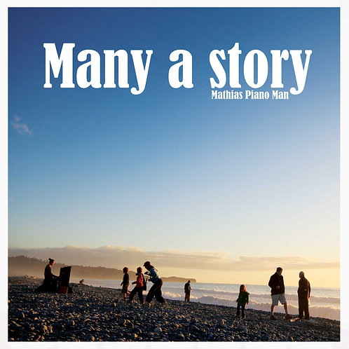 Many A Story (Physical CD)