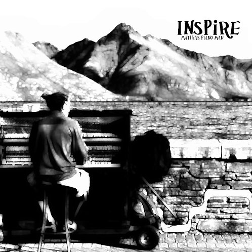 Inspire - Physical CD