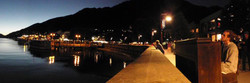 Panoramic Sunset time, Queenstown