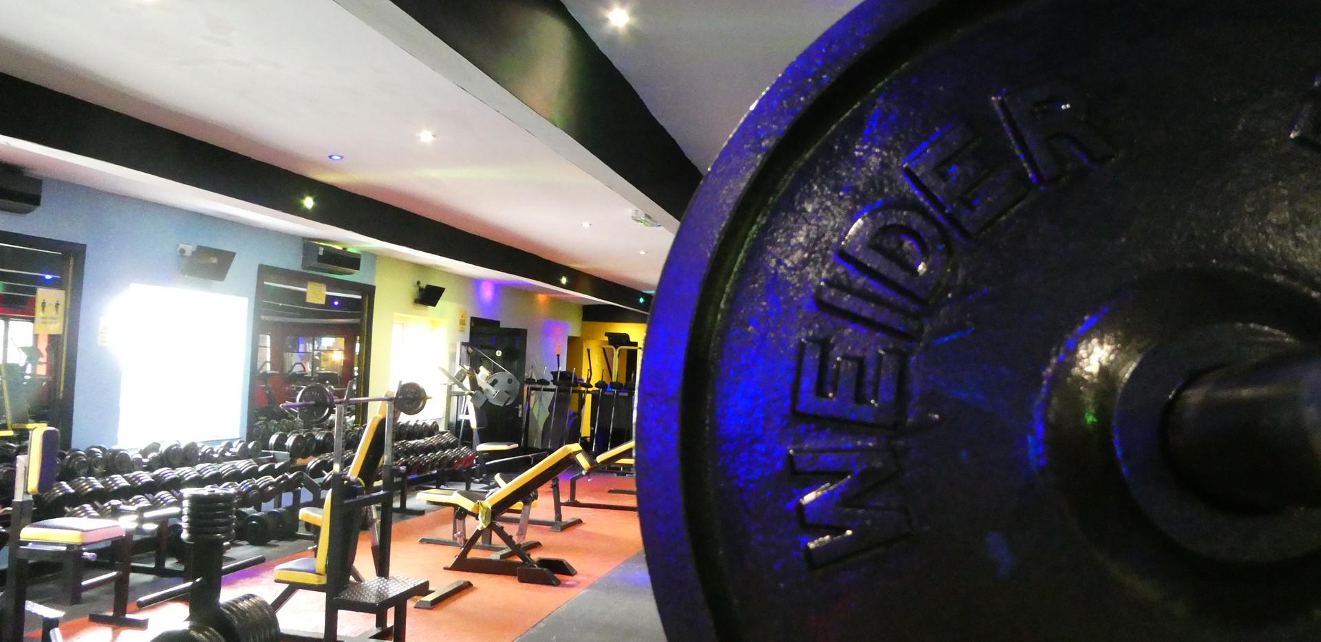 Gym Floor