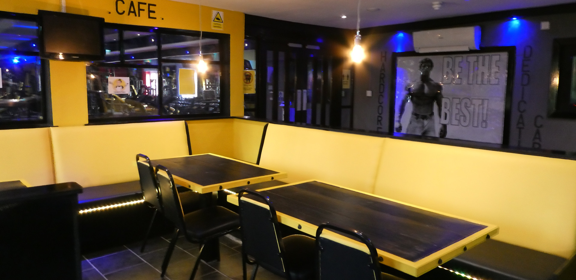 Cafe Area