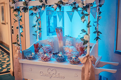 CandyCakes Creations Sweet Cart