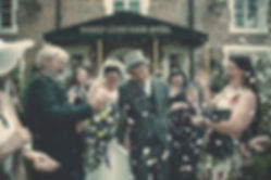 Wedding Couple at Boship Lions Farm Hotel - Lower Dicker Hailsham