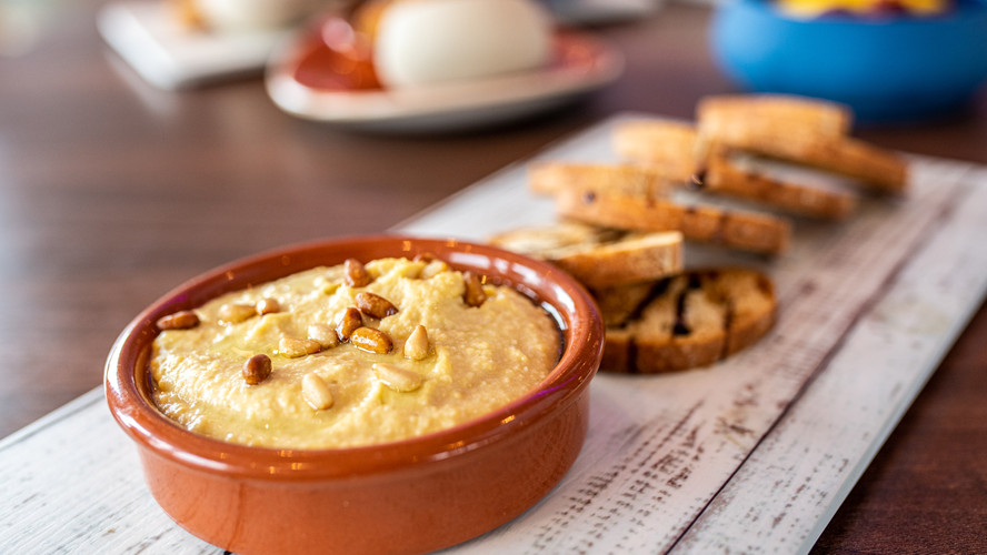 Tapas Hummus Dip