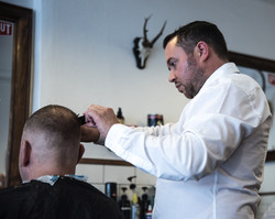 Mass from Bexhill Barbershop