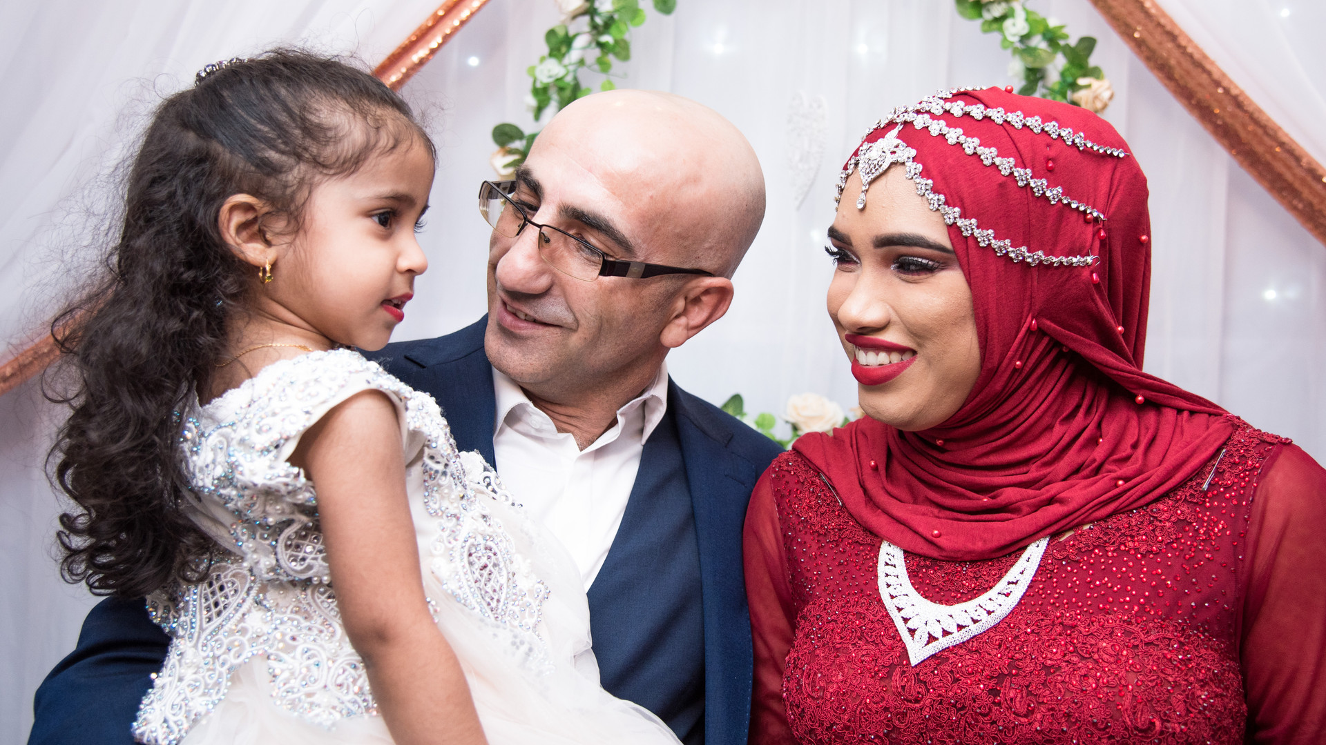 Ismail & Farada's Engagement ceremony Video