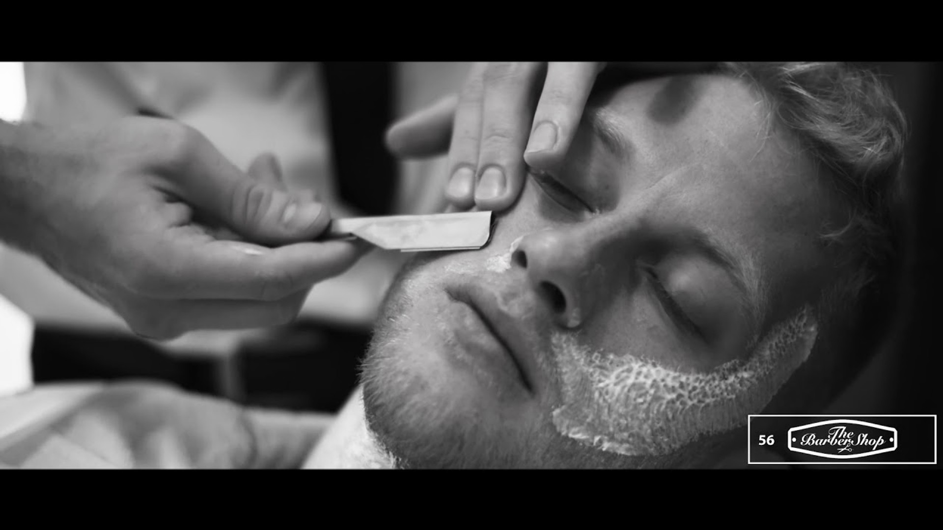 The Barber Shop Bexhill Promo