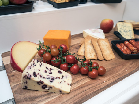 Is your wedding cheesy enough ?
