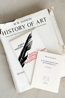 Book History of art, H. W. Janson