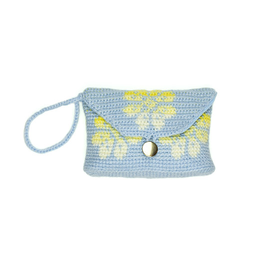Daisy Clutch Bag
