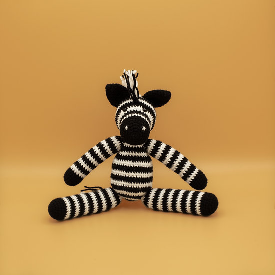 Allison the Zebra
