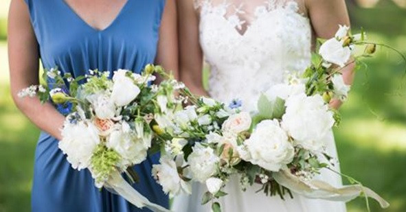 MEREDITH & MATTHEW  Natural Spring Wedding at Elkington Plantation